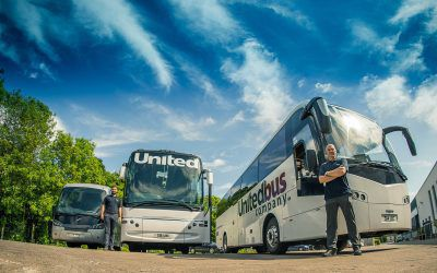 Discover Belfast with your next bus hire